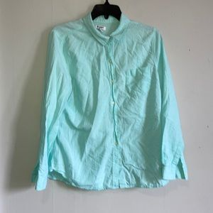 Old Navy Button Down Top Lg